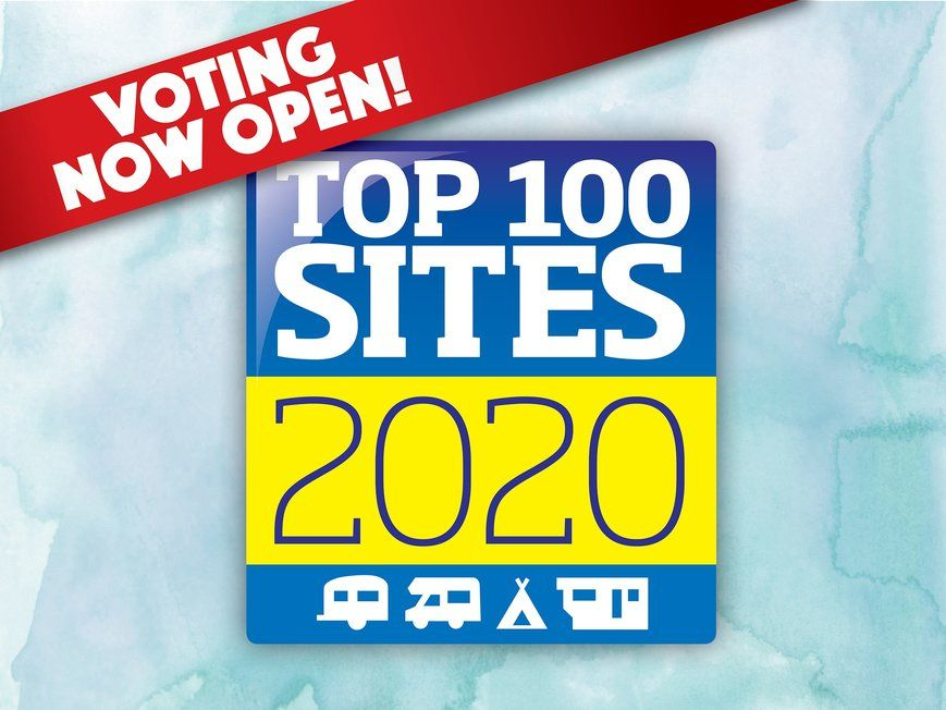 Top 100 sites 2020 logo