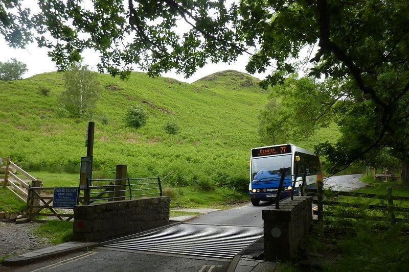 keswick rambler bus