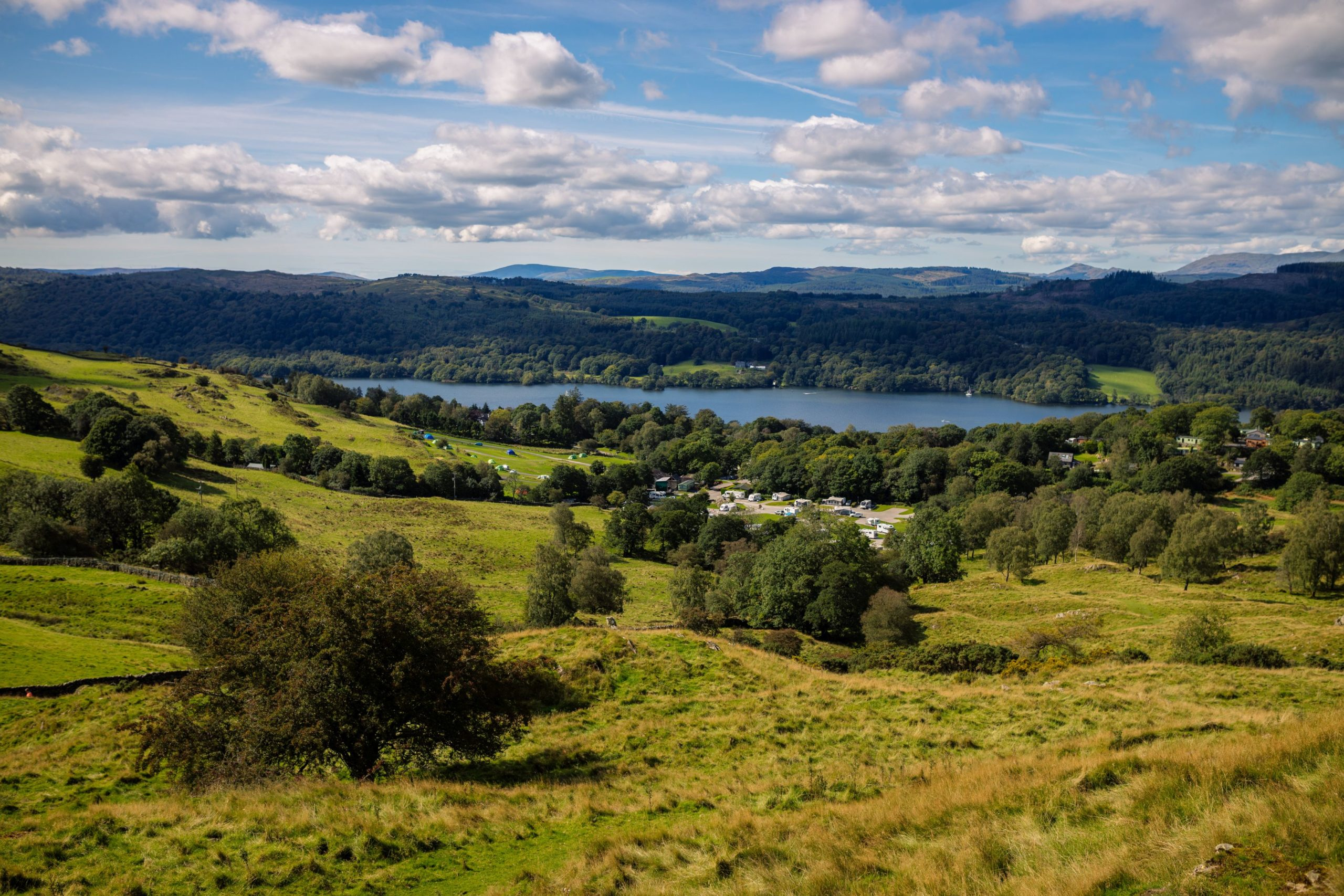 Park Cliffe Lake District Lake Windermere