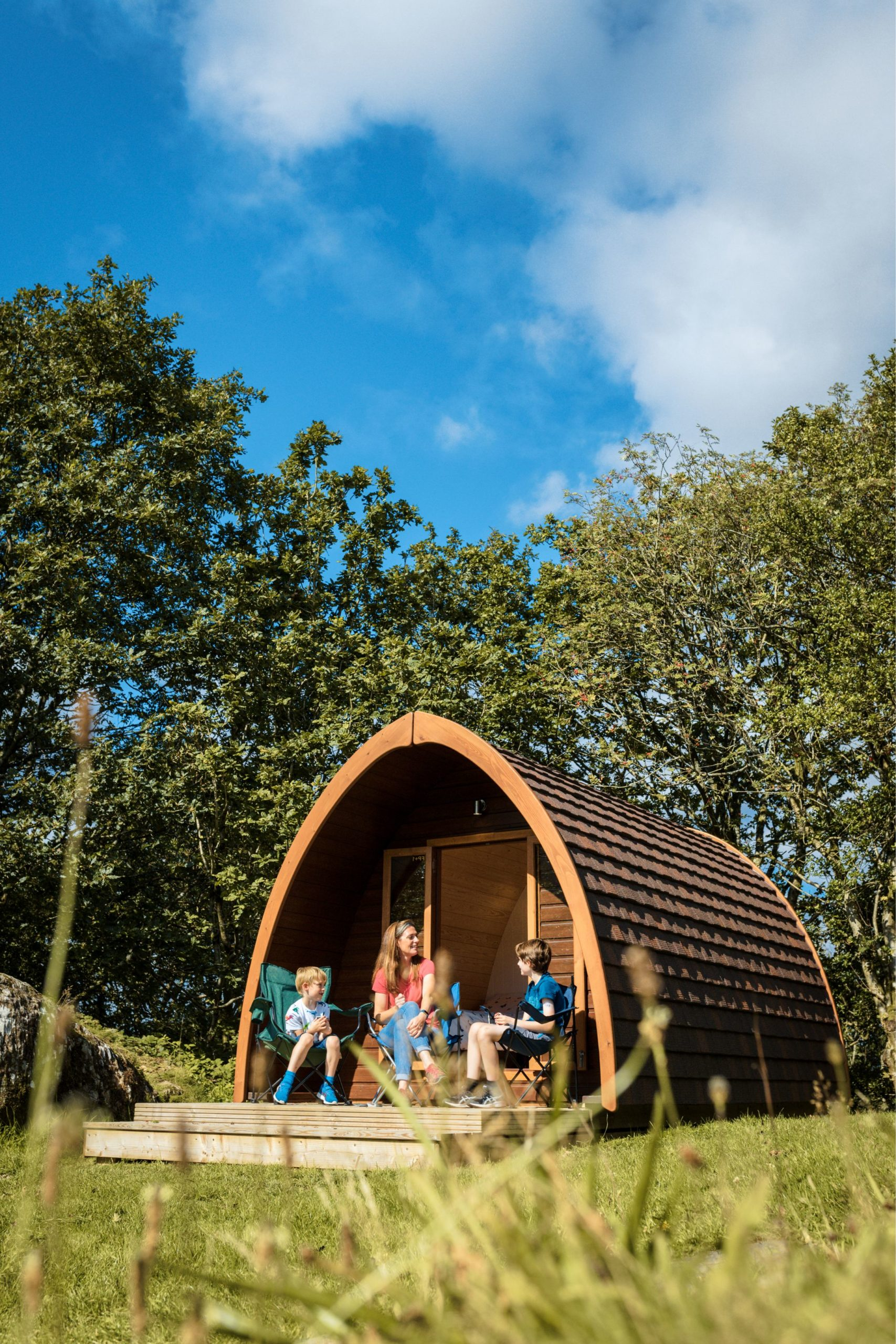 Camping Pods | Park Cliffe Camping | Gallery of Photos