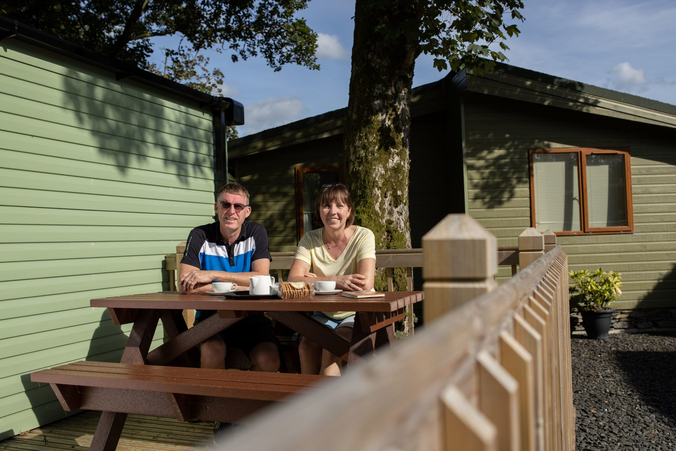 Static Caravans For Hire In The Lake District Park Cliffe