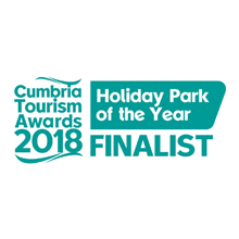 Cumbria Tourism Awards Finalist 2018 Logo