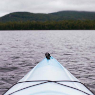 kayaking lake windermere