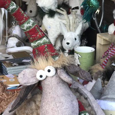 holker winter market