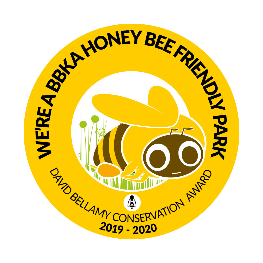 BeeFriendly Park Logo