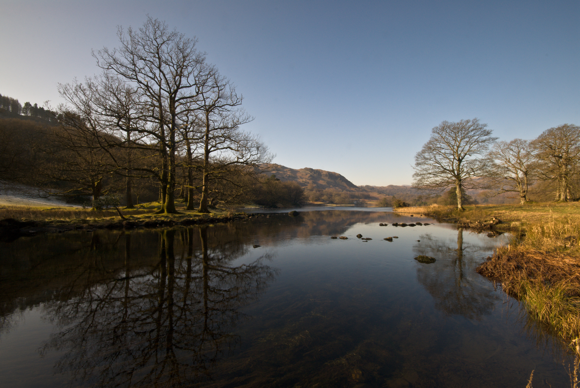 Rydal Water, The Lake District.