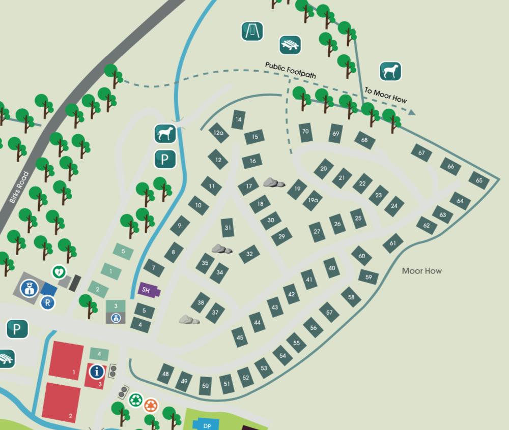 moorhow map