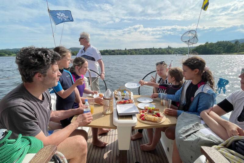 windermere yacht cruises